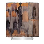 Dance Troupe No 1 Shower Curtain