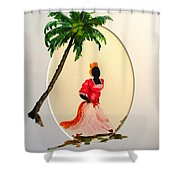 Dancer 1 Shower Curtain