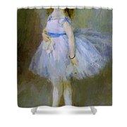 Dancer 1874 Shower Curtain