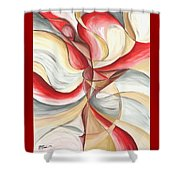 Dancer II Shower Curtain