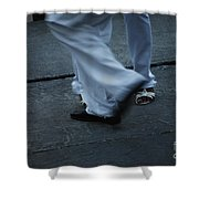 Dancing Feet At The Dominican Republic Son Party Number Three Shower Curtain