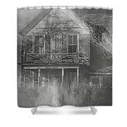 Dancing Ghosts II Shower Curtain