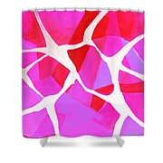 Dancing In The Woods 2.0 Shower Curtain