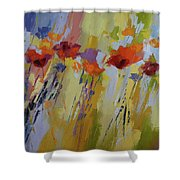 Dancing Ladies Shower Curtain
