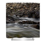 Dancing Waters 5 Shower Curtain