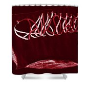 Dangerous C2 Shower Curtain
