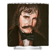 Daniel Day Shower Curtain
