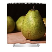D'anjou Pears Shower Curtain