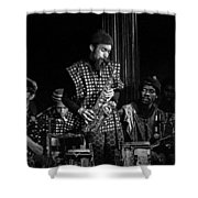 Danny Davis With Sun Ra Arkestra Shower Curtain