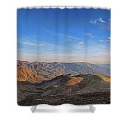 Dante's View Shower Curtain