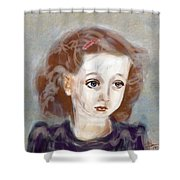 Daphne Shower Curtain