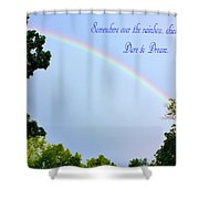 Dare To Dream Shower Curtain