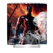 Daredevil Collection Shower Curtain