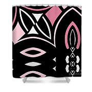 Daring Deco Iv Shower Curtain