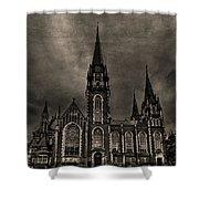 Dark Kingdom Shower Curtain