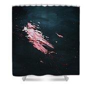 Dark Serie, Iv Shower Curtain by Daniel Hannih