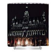 Darken 'city Hall Shower Curtain