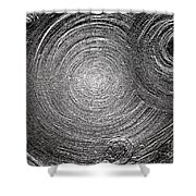 Darkness Without End Shower Curtain