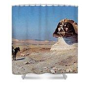 Darth Sphinx 2 Shower Curtain