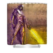 Darth Vader Reloaded - Pa Shower Curtain