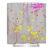 Dasi Shower Curtain by Eikoni Images