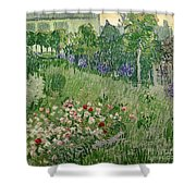 Daubigny's Garden Shower Curtain