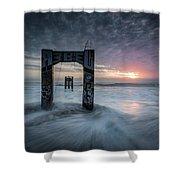 Davenportals 17 Shower Curtain