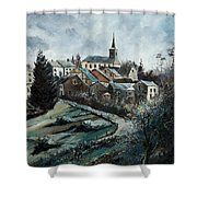 Daverdisse 78 Shower Curtain