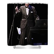 David Brubeck Shower Curtain
