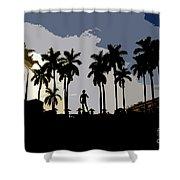 David Shower Curtain