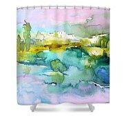 Dawn 02 Shower Curtain