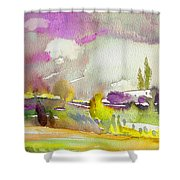 Dawn 03 Shower Curtain