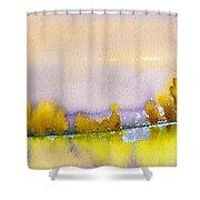 Dawn 11 Shower Curtain