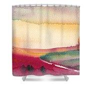 Dawn 12 Shower Curtain