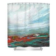 Dawn 17 Shower Curtain