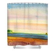 Dawn 19 Shower Curtain
