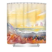 Dawn 21 Shower Curtain