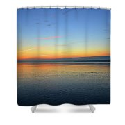 Dawn At Kempenfelt Bay Five  Shower Curtain