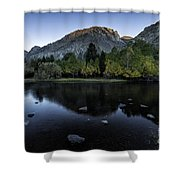Dawn At Rush Creek 2 Shower Curtain