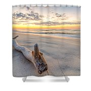 Dawn At The Key Shower Curtain