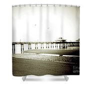 Dawn Breaking Extreme Shower Curtain