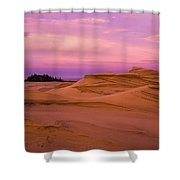 Dawn Dunes Shower Curtain