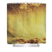 Dawn Of A New Day Texture Shower Curtain