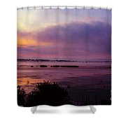 Dawn On The Mississippi Shower Curtain
