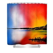 Dawn Twilight Shower Curtain
