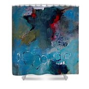 Dawn Whispers Shower Curtain