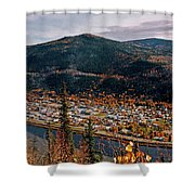 Dawson City - Yukon Shower Curtain