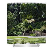 Day At The Park Shower Curtain
