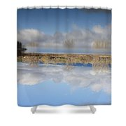 Day Dream Shower Curtain