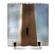 Daybreak At Pigeon Point Shower Curtain
